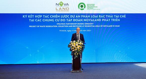 Novaland hợp tác PRO Việt Nam xã hội hóa quản lý chất thải rắn - Ảnh 3.