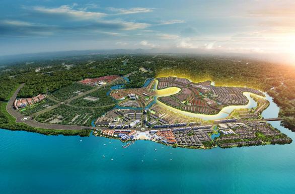 Dòng vốn đầu tư bất động sản tiếp tục đổ về phía đông nhờ hấp lực sân bay Long Thành - Ảnh 4.