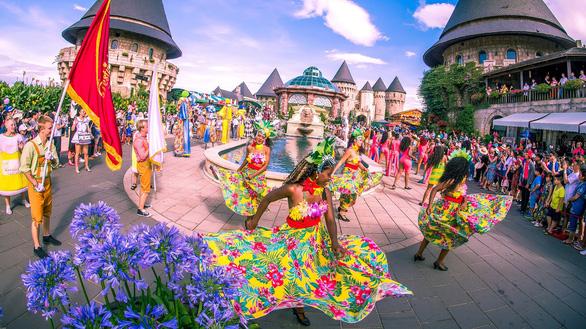 Sun World và Klook công bố quan hệ đối tác chiến lược, thúc đẩy du lịch trong nước - Ảnh 2.