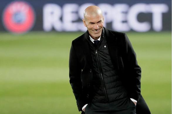 Zidane tuyên bố sẽ chiến đấu để giành cả Champions League và La Liga - Ảnh 1.