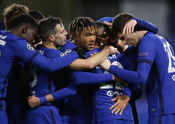 Chelsea lần đầu vào tứ kết Champions League sau 6 mùa giải - Ảnh 1.