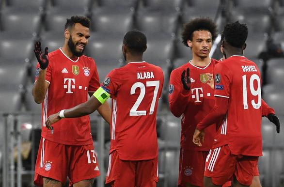 Thắng tiếp Lazio, Bayern Munich vào tứ kết Champions League - Ảnh 2.