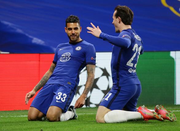 Chelsea lần đầu vào tứ kết Champions League sau 6 mùa giải - Ảnh 3.