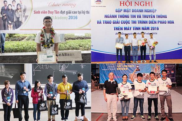 Các chương trình tiên tiến và quốc tế tại Trường ĐH Duy Tân - Ảnh 3.
