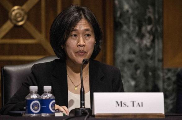 Thượng viện Mỹ phê chuẩn một phụ nữ gốc Đài Loan làm đại diện thương mại Mỹ - Ảnh 1.