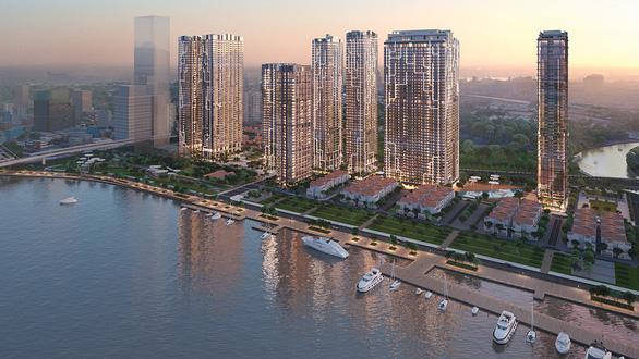 Bất động sản hàng hiệu: Nhập khẩu công thức thành công từ Dubai - Ảnh 2.