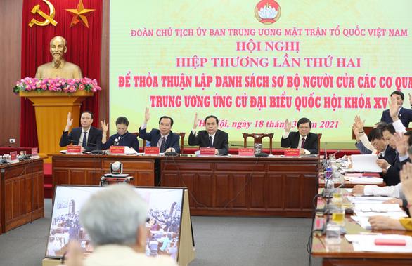 Thủ tướng Nguyễn Xuân Phúc được giới thiệu ứng cử đại biểu Quốc hội khối Chủ tịch nước - Ảnh 1.