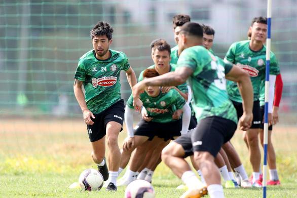 Điểm tin thể thao tối 18-3: Lee Nguyễn và các đồng đội sẽ phá lưới CLB Sài Gòn - Ảnh 1.