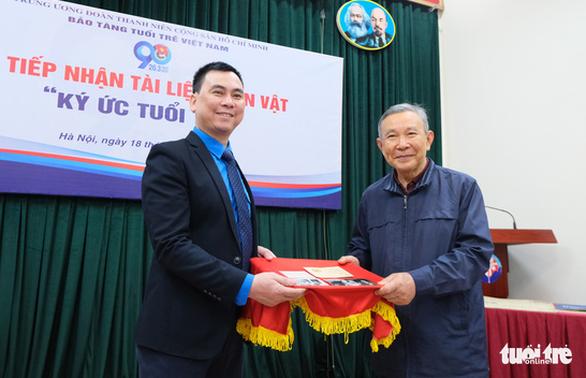 1.000 hình ảnh, hiện vật Ký ức tuổi trẻ góp về bảo tàng Tuổi trẻ Việt Nam - Ảnh 2.