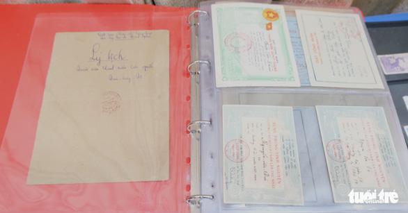 1.000 hình ảnh, hiện vật Ký ức tuổi trẻ góp về bảo tàng Tuổi trẻ Việt Nam - Ảnh 5.