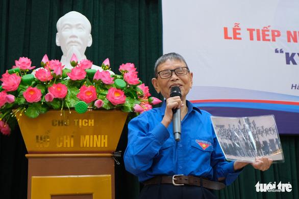 1.000 hình ảnh, hiện vật Ký ức tuổi trẻ góp về bảo tàng Tuổi trẻ Việt Nam - Ảnh 1.