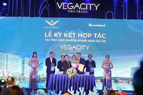 KDI Holdings tổ chức lễ ra quân dự án Vega City Nha Trang - Ảnh 2.