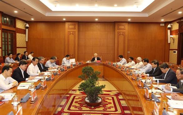Bổ sung một số vụ án vào diện Ban Chỉ đạo trung ương chống tham nhũng chỉ đạo - Ảnh 2.