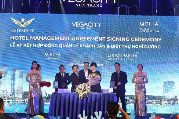 KDI Holdings tổ chức lễ ra quân dự án Vega City Nha Trang - Ảnh 3.