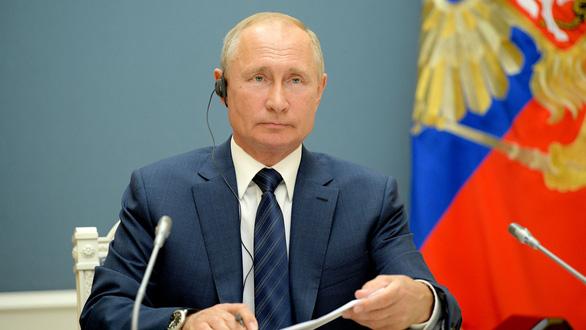 Nga gọi đại sứ về nước sau khi ông Biden nói ông Putin là kẻ giết người - Ảnh 1.