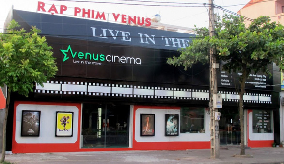 Hai rạp phim ở Hải Dương bị phạt tiền vì hoạt động không giãn cách - Ảnh 1.