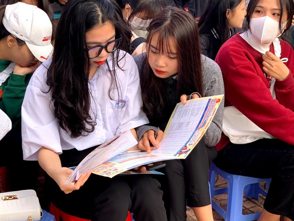 Trường ĐH Ngoại thương công bố 6 phương thức xét tuyển - Ảnh 1.