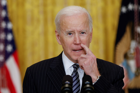 Ông Putin mời 'đối chất', ông Biden nói đang bận - Ảnh 1.