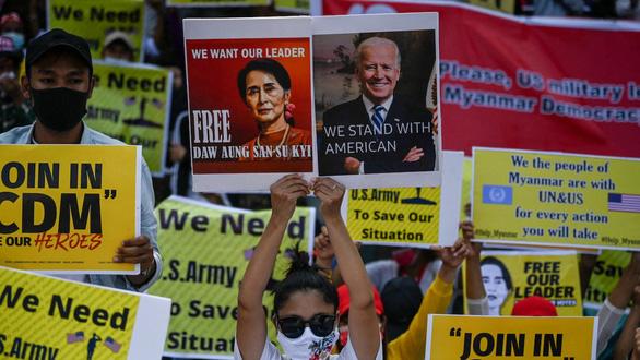 Đại sứ Myanmar kêu gọi Hội đồng Bảo an Liên Hiệp Quốc tuyên bố và hành động mạnh hơn - Ảnh 1.