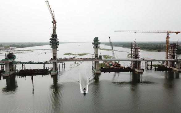Dự báo hạn hán nghiêm trọng, Thủ tướng yêu cầu theo dõi nguồn nước sông Mekong - Ảnh 1.