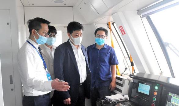 Đường sắt Cát Linh - Hà Đông: Hà Nội không chấp nhận bàn giao từng phần dự án - Ảnh 1.