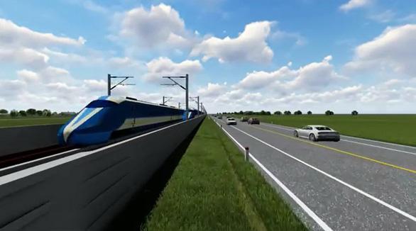 TP.HCM kiến nghị rà soát, điều chỉnh lại quy hoạch đường sắt TP.HCM - Cần Thơ - Ảnh 1.