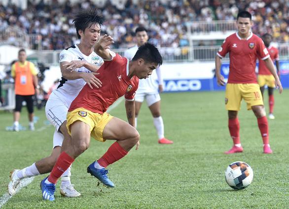 Vòng 4 V-League 2021: Hồng Lĩnh Hà Tĩnh đòi nợ nổi không? - Ảnh 2.