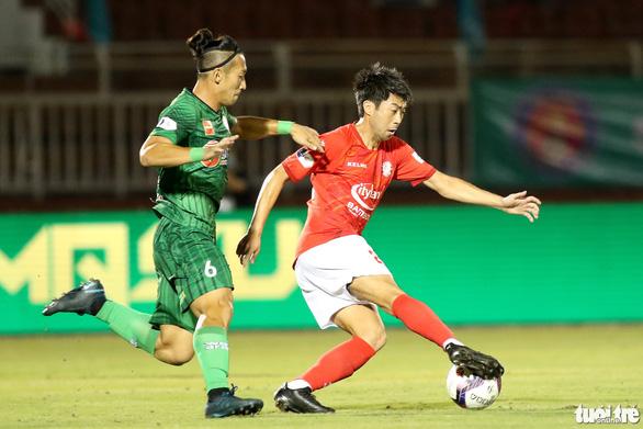 Lee Nguyễn nói gì sau bàn thắng đầu tiên tại V-League 2021? - Ảnh 2.