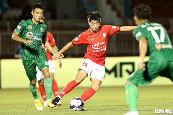 Lee Nguyễn nói gì sau bàn thắng đầu tiên tại V-League 2021? - Ảnh 3.