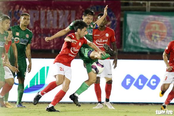 Lee Nguyễn nói gì sau bàn thắng đầu tiên tại V-League 2021? - Ảnh 5.