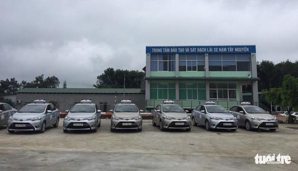 Vụ mở văn phòng dạy lái xe chui: Sẽ xử lý nghiêm khi tiếp nhận hồ sơ từ công an - Ảnh 1.