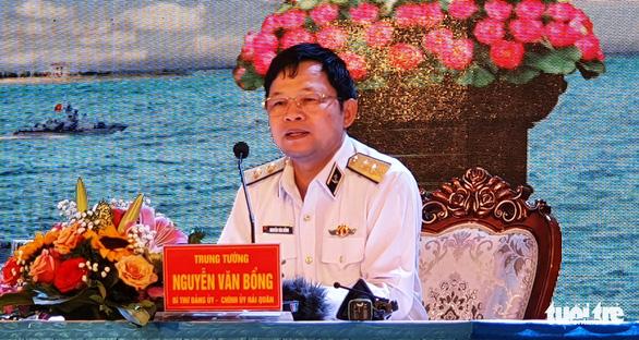 Xây dựng Hải quân Việt Nam sẵn sàng chiến đấu trước các mối đe dọa - Ảnh 1.
