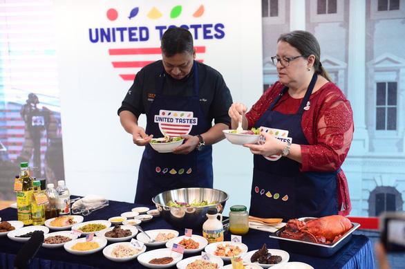 Nông sản Mỹ tung chiến dịch tiếp cận người dùng Việt - Ảnh 1.