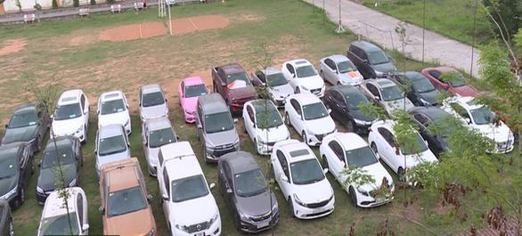 Làm giả giấy tờ, lừa chiếm đoạt hơn 70 chiếc ôtô - Ảnh 2.