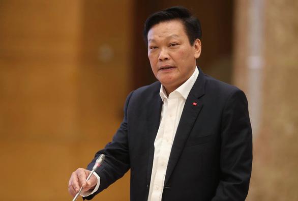 Xây dựng phương án nhân sự cho các vị trí lãnh đạo không tái cử Ủy viên Trung ương - Ảnh 2.