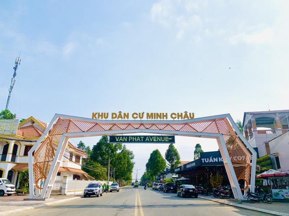 Khu dân cư Minh Châu Sóc Trăng đã thay đổi như thế nào? - Ảnh 1.