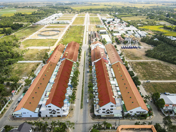 Khu dân cư Minh Châu Sóc Trăng đã thay đổi như thế nào? - Ảnh 2.