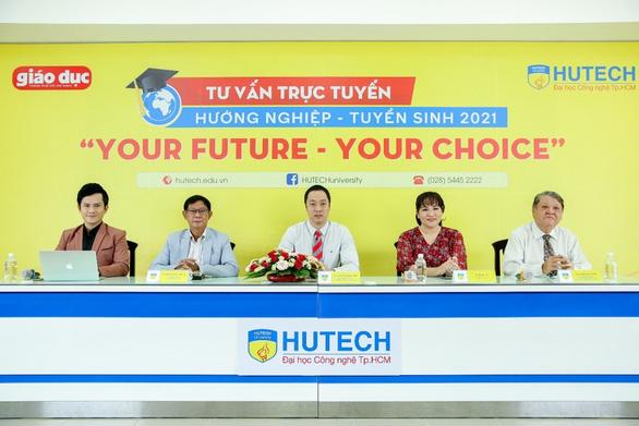 Your Future - Your Choice 2021 chính thức lên sóng - Ảnh 1.