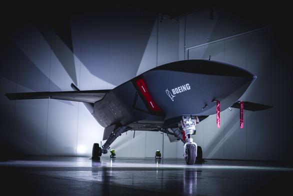 Boeing và không quân Úc bay thử thành công chiến đấu cơ không người lái - Ảnh 1.