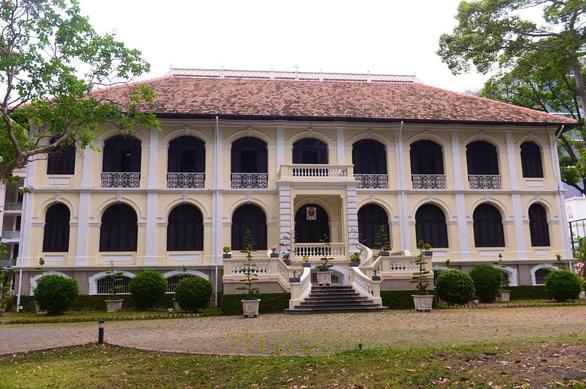 Thêm 5 biệt thự cũ tại TP.HCM vào nhóm phải giữ nguyên trạng kiến trúc - Ảnh 1.