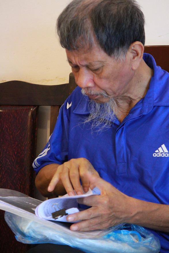 Vĩnh biệt nhà văn Nguyễn Huy Thiệp, một đời nghèo nhưng văn chương huy hoàng - Ảnh 3.
