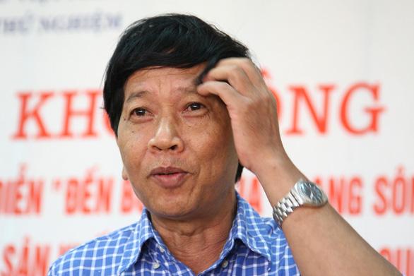 Nhà văn Nguyễn Huy Thiệp qua đời, văn đàn Việt Nam lòng buồn không tả nổi - Ảnh 4.