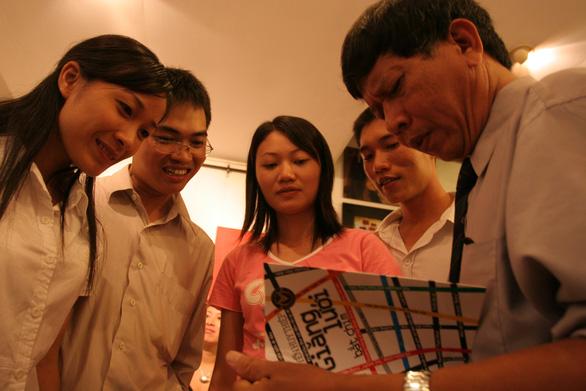 Vĩnh biệt nhà văn Nguyễn Huy Thiệp, một đời nghèo nhưng văn chương huy hoàng - Ảnh 4.