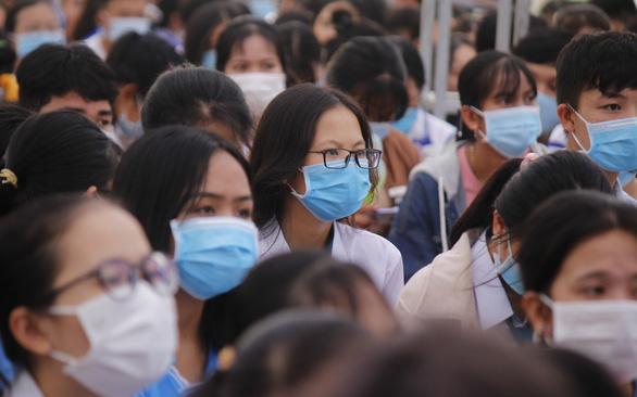 Học sinh Kiên Giang mong chọn ngành phù hợp để có thể làm việc ngay tại quê nhà - Ảnh 1.