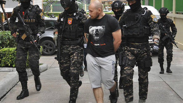 Mỹ xử tù tội phạm mạng người Nga bị dẫn độ từ Thái Lan - Ảnh 1.
