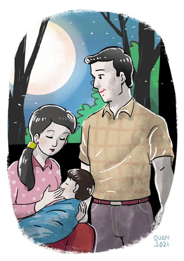 Khó chịu cảnh con nít mè nheo, nhưng khi có con họ như thay đổi hoàn toàn  - Ảnh 1.