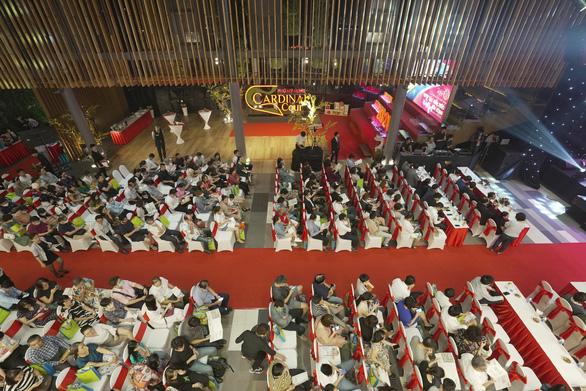 Căn hộ mẫu dự án Cardinal Court mở cửa đón khách tham quan - Ảnh 1.