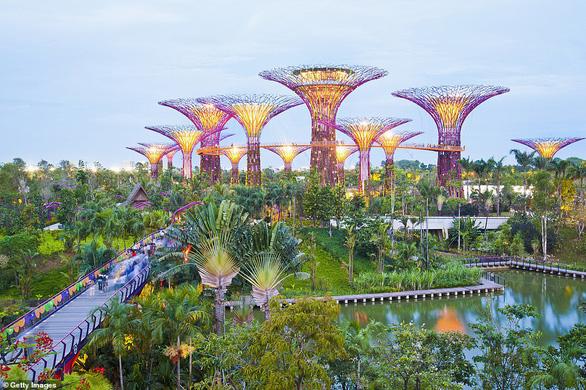 Cầu Vàng ở Đà Nẵng vào danh sách kỳ quan thế giới mới của báo Anh - Ảnh 4.
