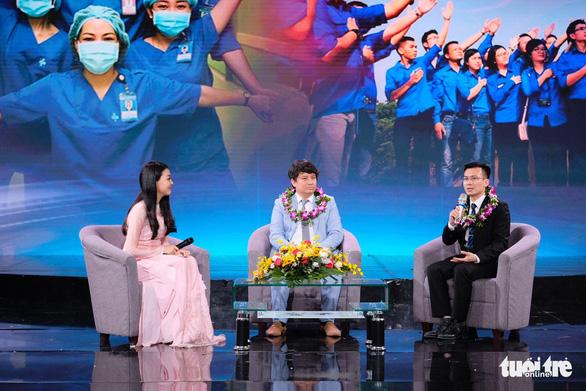Gương mặt trẻ Việt Nam: Những viên gạch hồng dựng thành lũy chống dịch - Ảnh 5.