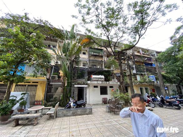 Lập quy hoạch chung cư cũ phải có tính chỉnh trang đô thị - Ảnh 2.